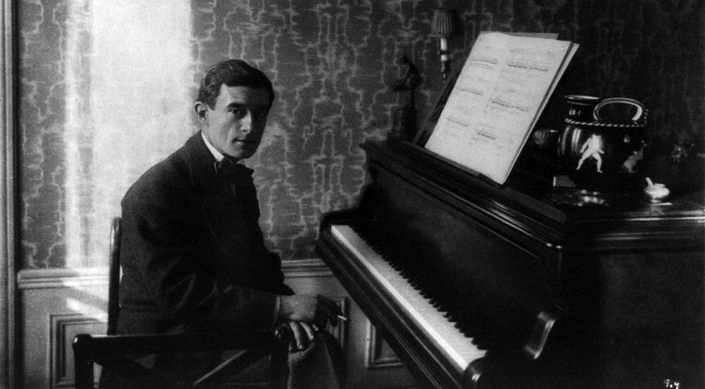 Maurice Ravel 1912