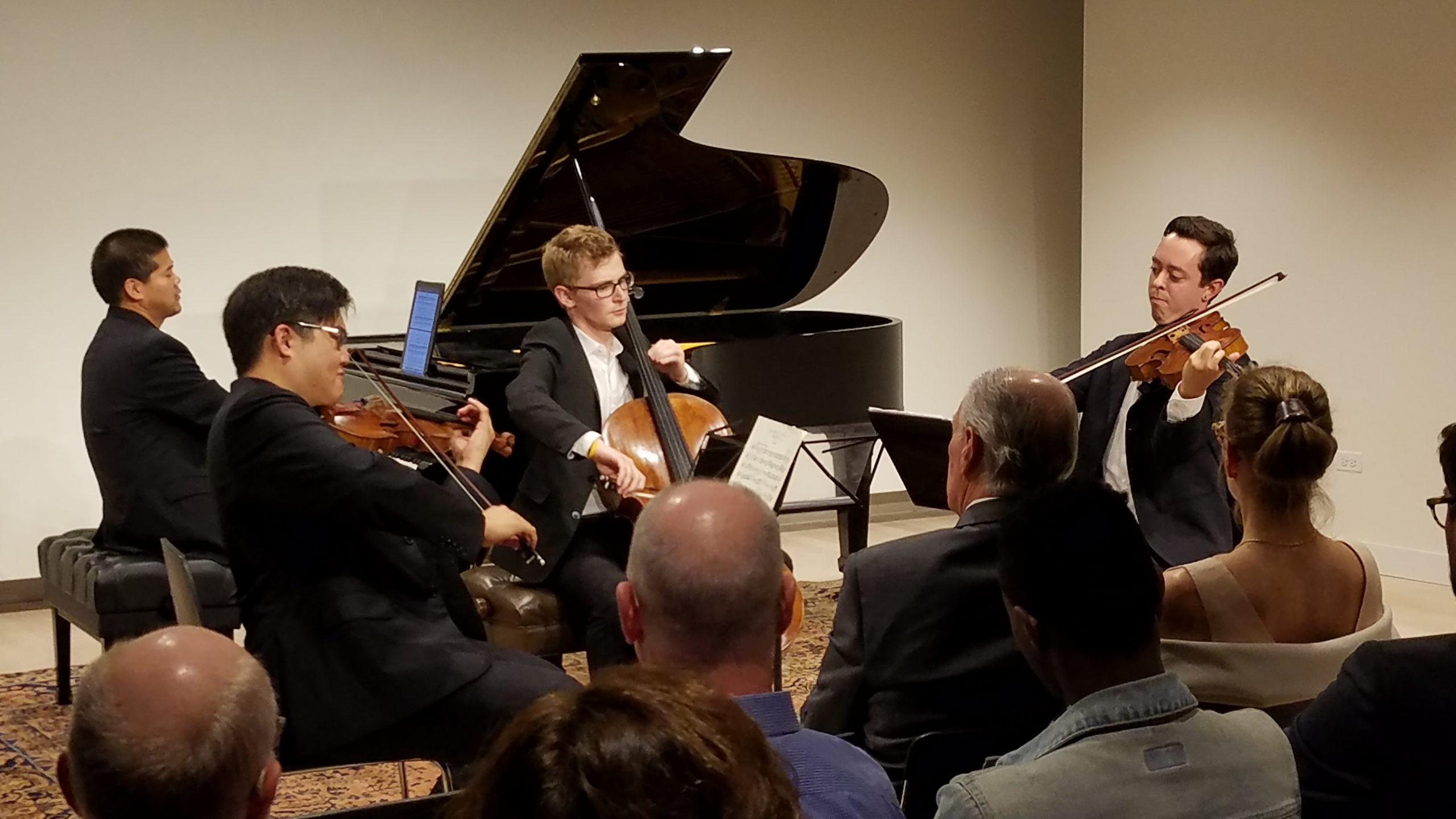 NEXUS Chamber Music Chicago at Guarneri Hall
