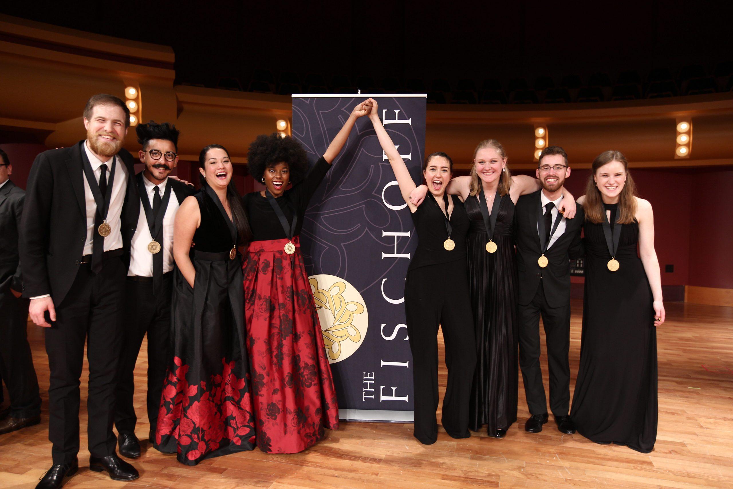 Fischoff Competition Thalea Bronze Callisto Grand