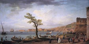 Bay of Naples by Vernet