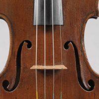 Alfredo Contino violin waist