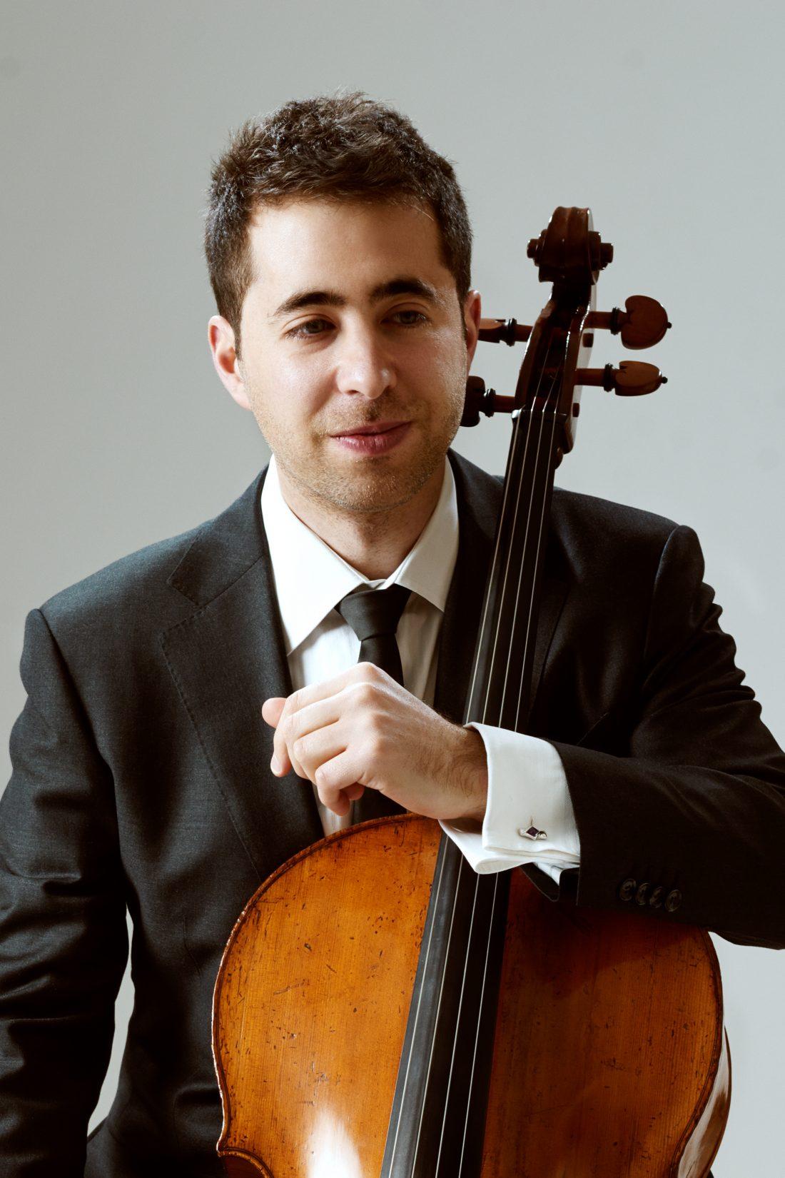 Matthew Zalkind, Cellist
