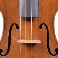 Giuseppe Gagliano violin