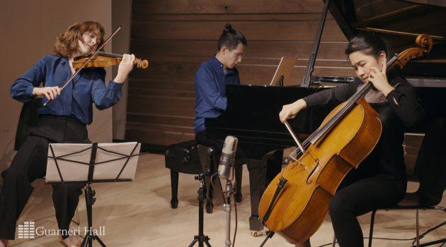 """Merz Trio: Schumann """"Widmung"""""""