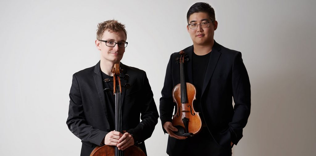 NEXUS Chamber Music co-artistic directors