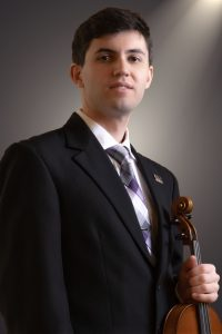 Paul Hauer, Violin