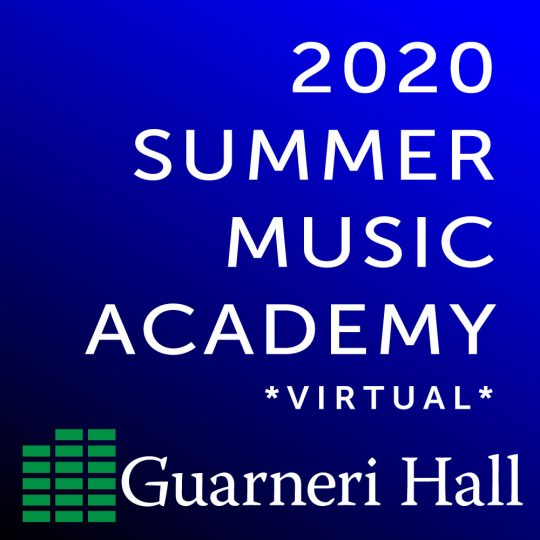 Guarneri Hall Summer Music Academy