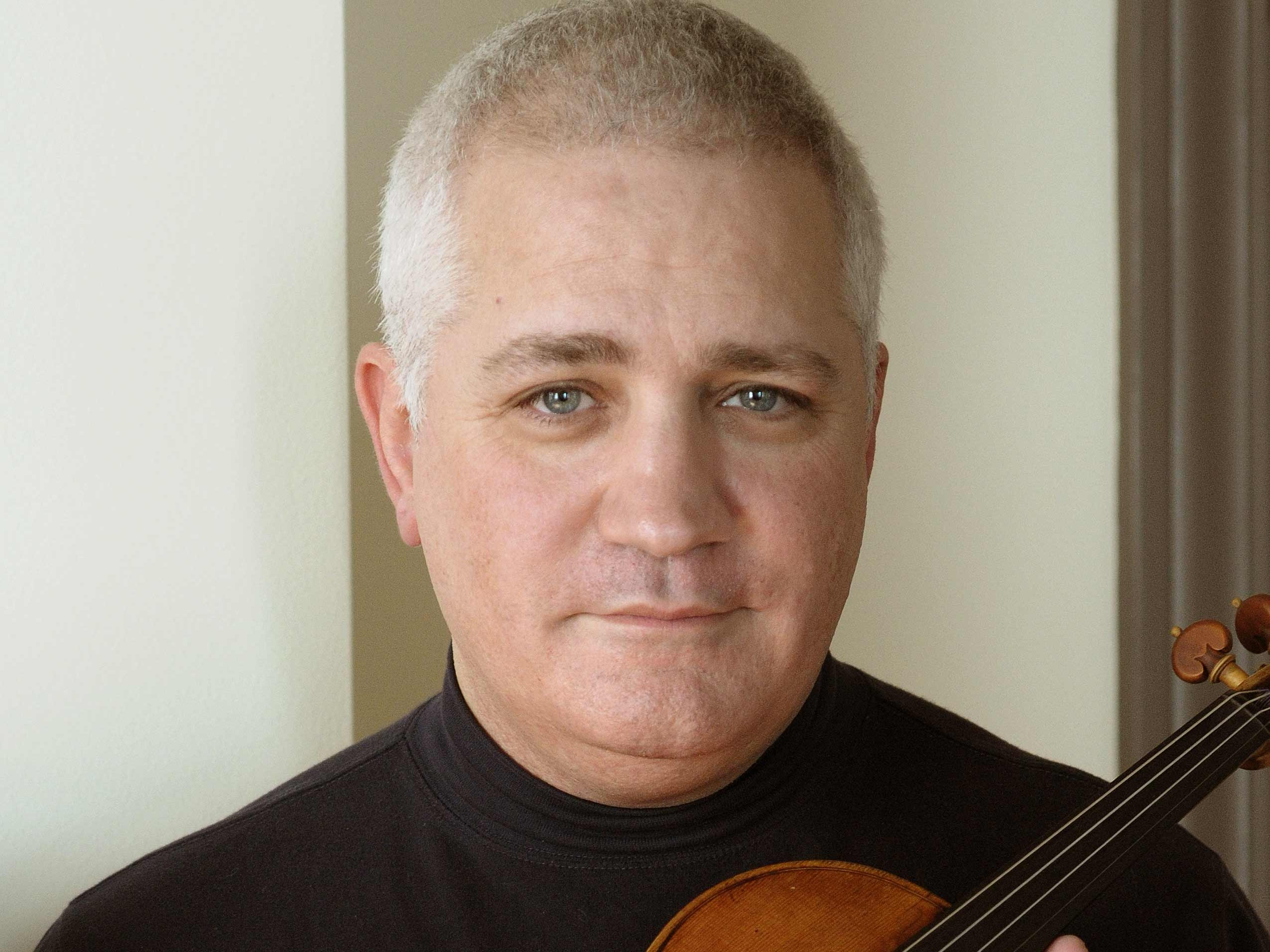 Stefan Hersh Violin
