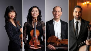 The Lincoln String Quartet - Chicago Symphony Orchestra