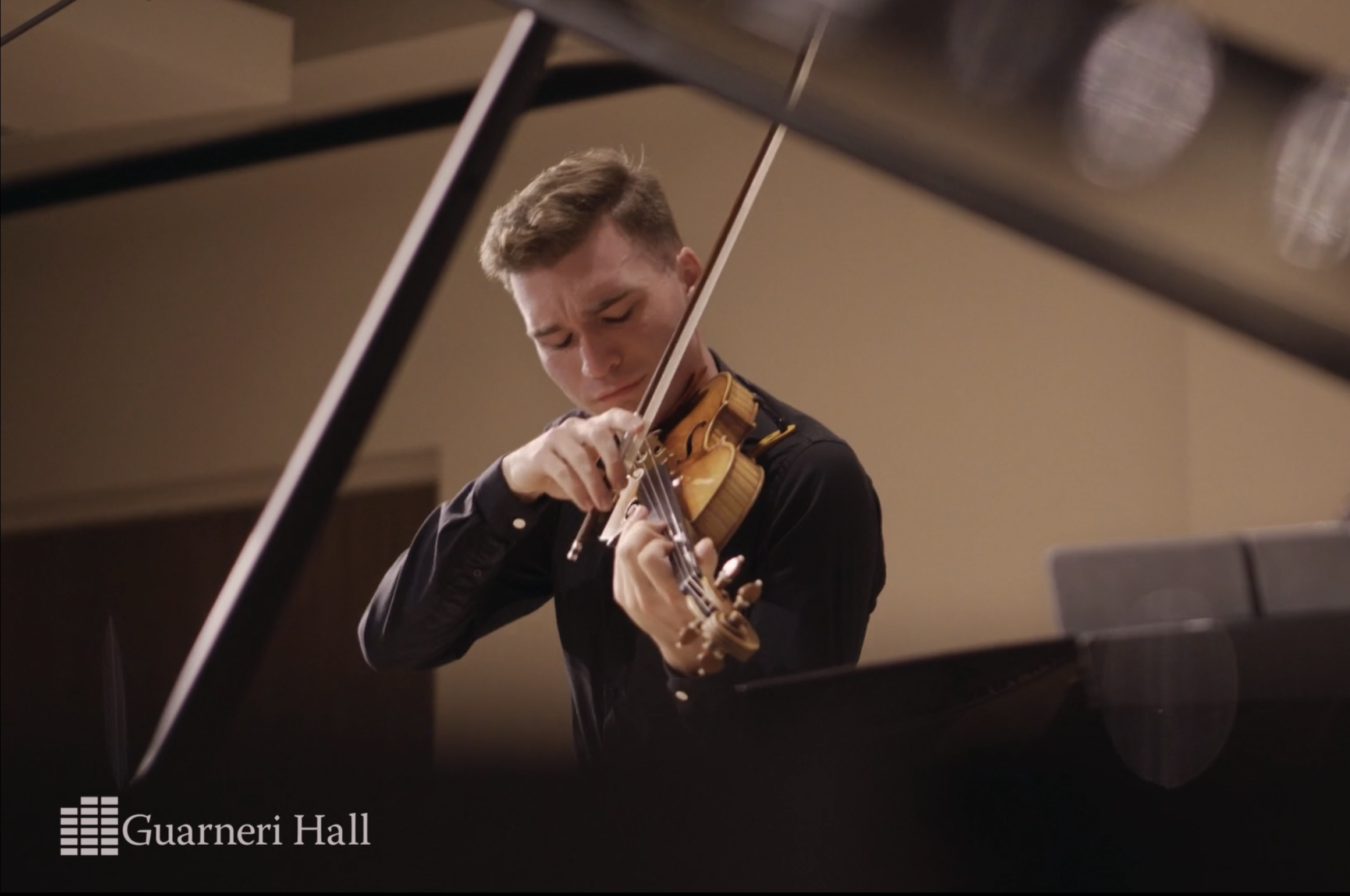 This Week from Guarneri Hall Launches on Groupmuse