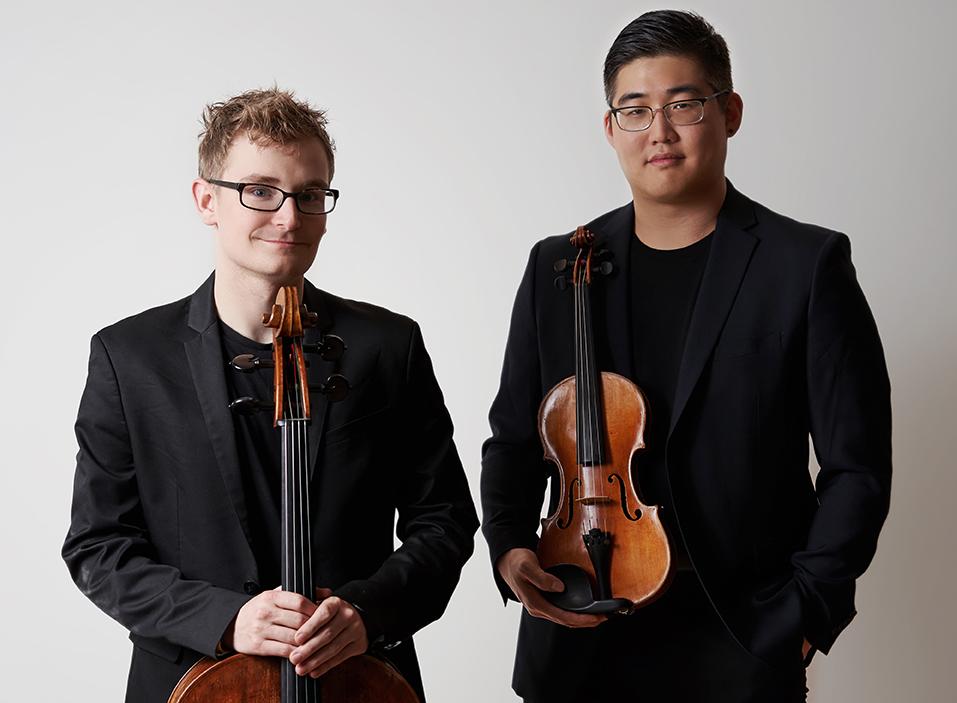 Alexander Hersh and Brian Hong