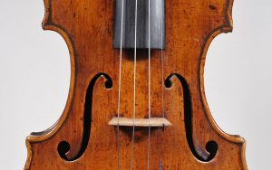 Guarneri del Gesu violin
