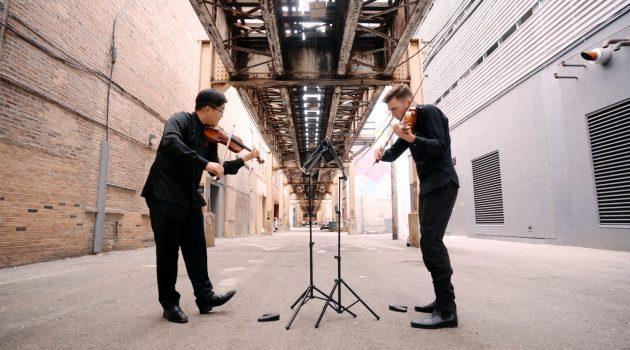 Prokofiev Violin Duo