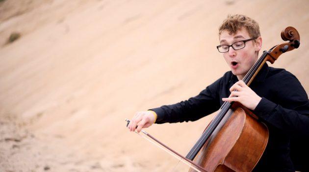 Sollima <em>Lamentatio</em> for Cello Solo